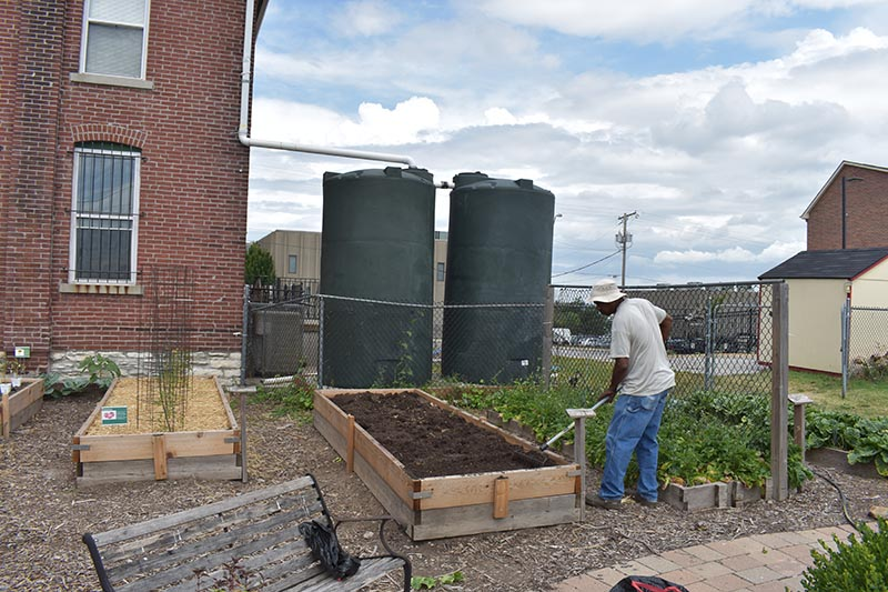 KC Water Grants Fund Water Systems At Community Gardens U0026 Urban Farms