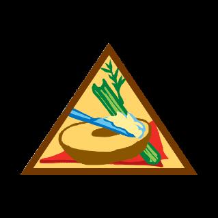 Brownie Snack Badge