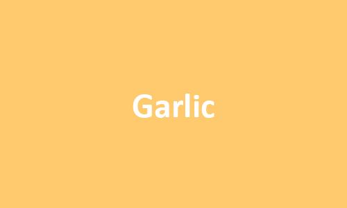 Garlic-SYG