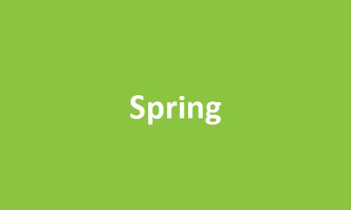 Spring-SYG